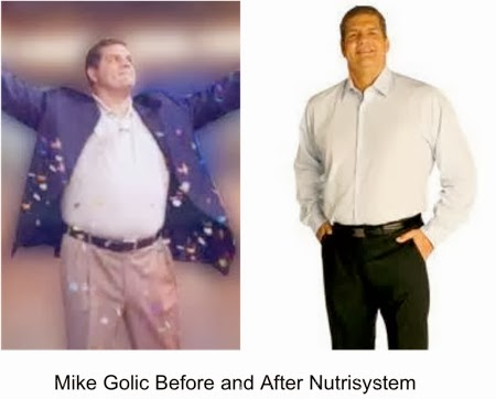 "Mike Golic Thinks Some Of Nutrisystem's Food Is ""Awful"""