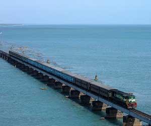 Chennai-Rameswaram Route