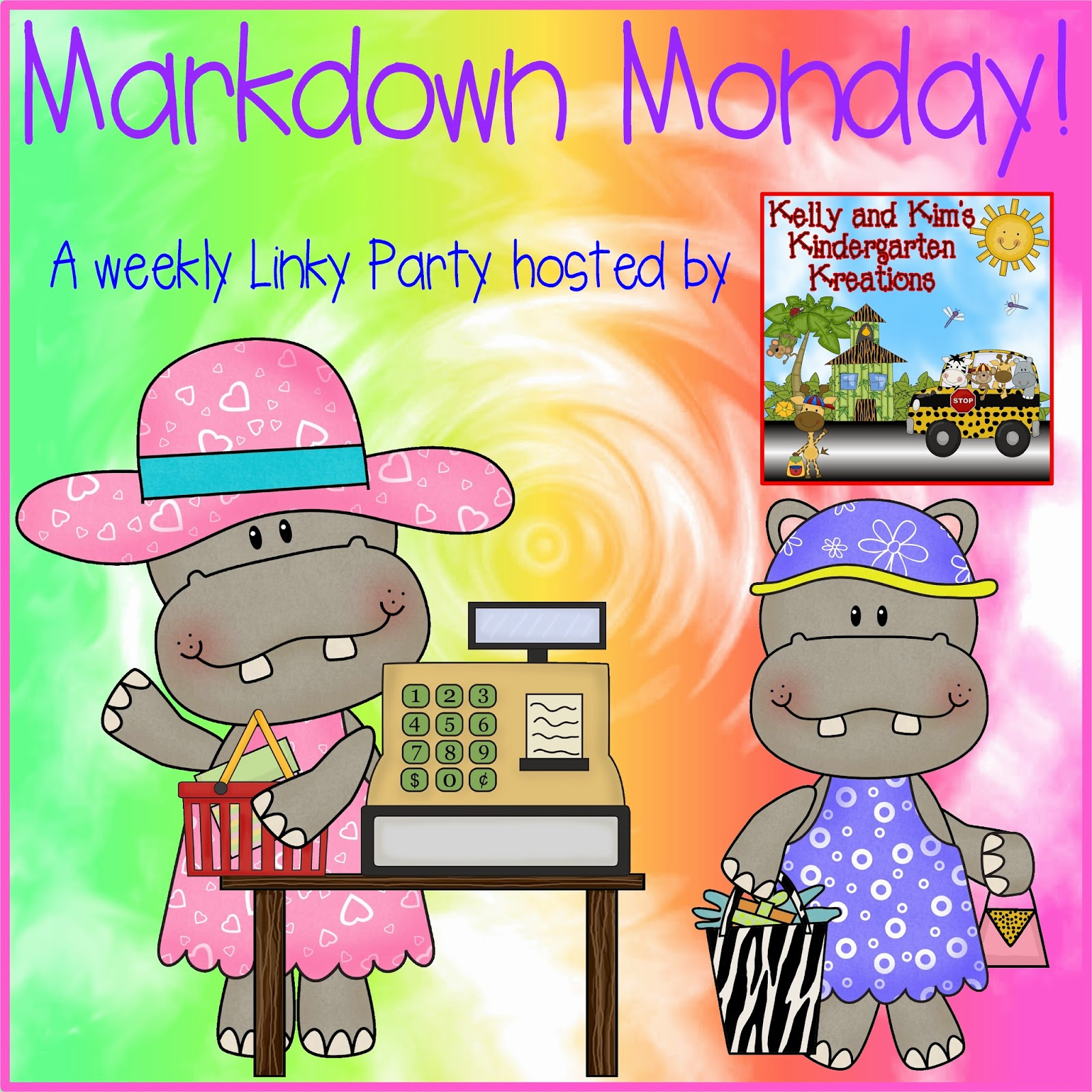 http://kellyandkimskindergarten.blogspot.com/2015/12/markdown-monday-linky-party-december.html