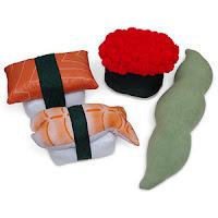 Декоративная подушка суши