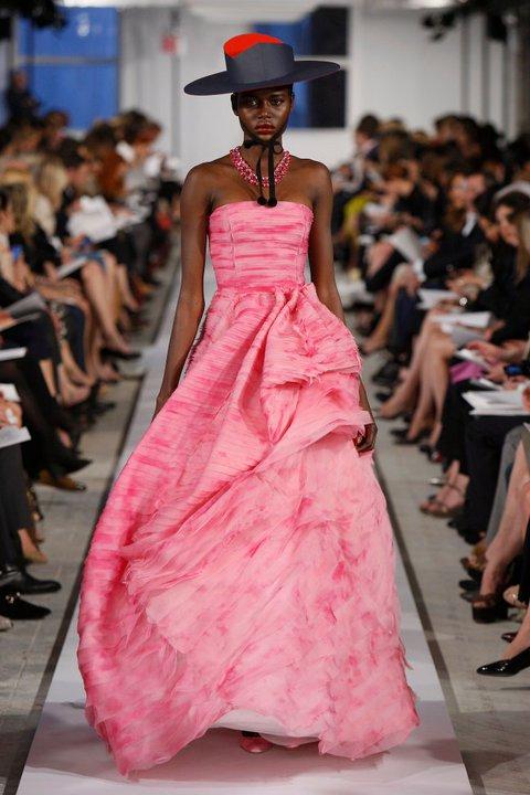 Vestidos de noche 2012 Oscar de la Renta | Bodas