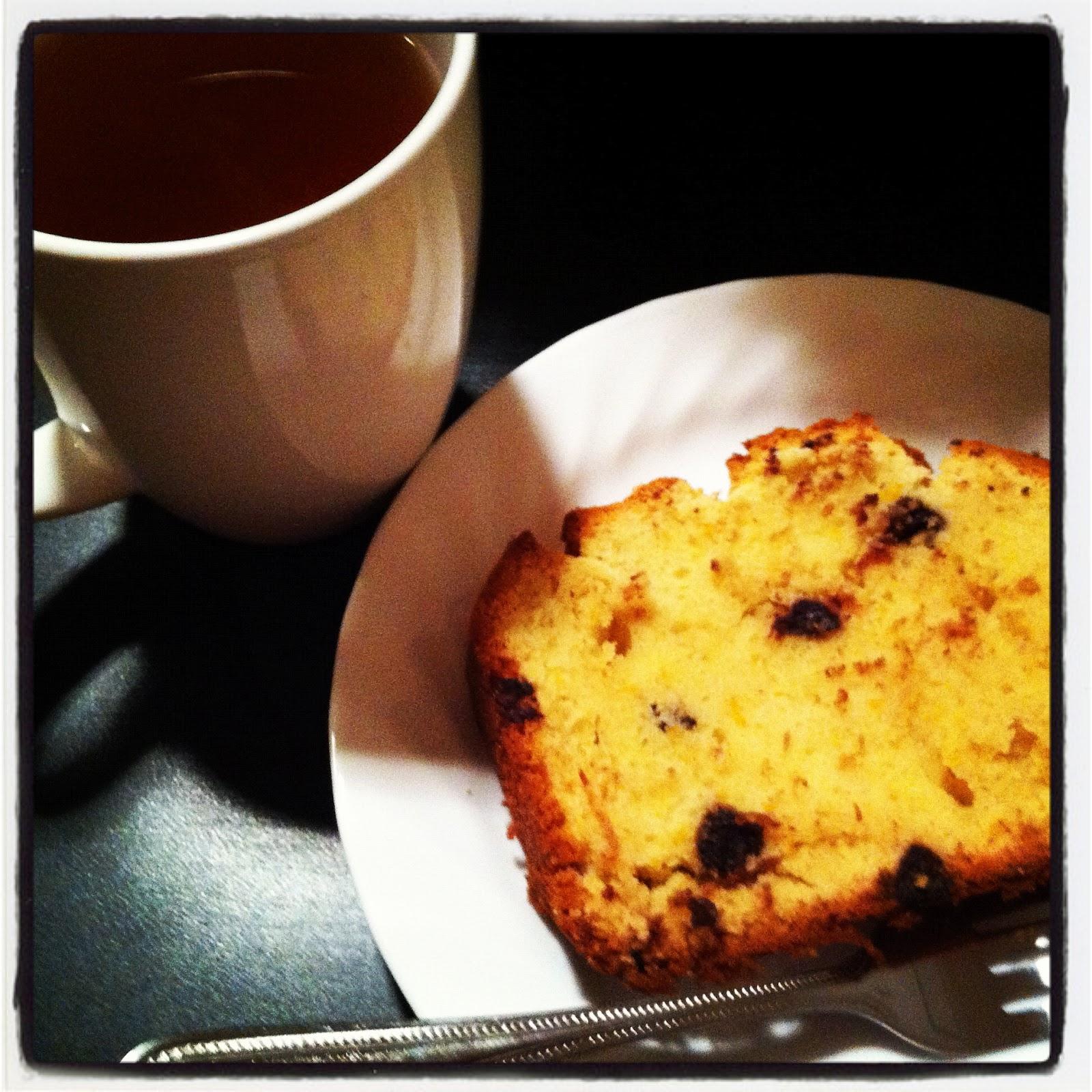 Lilac Dreams: Chocolate Orange Cream Cheese Pound Cake