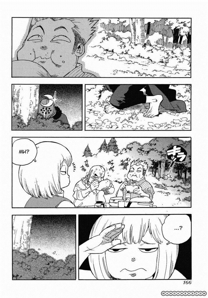 Aiki chap 83 - Trang 27