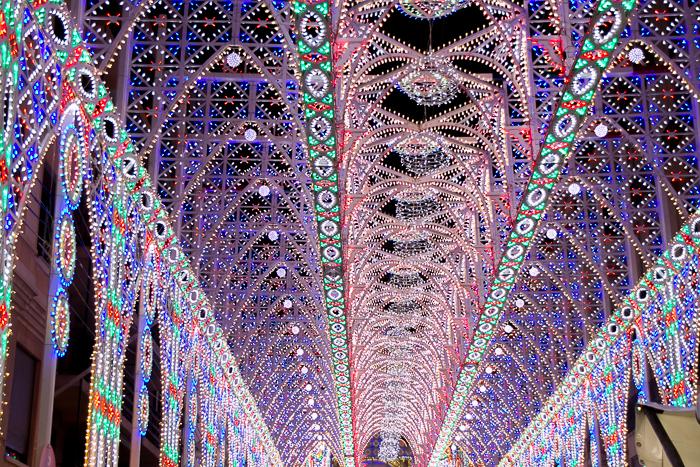 Iluminación Premio Valencia