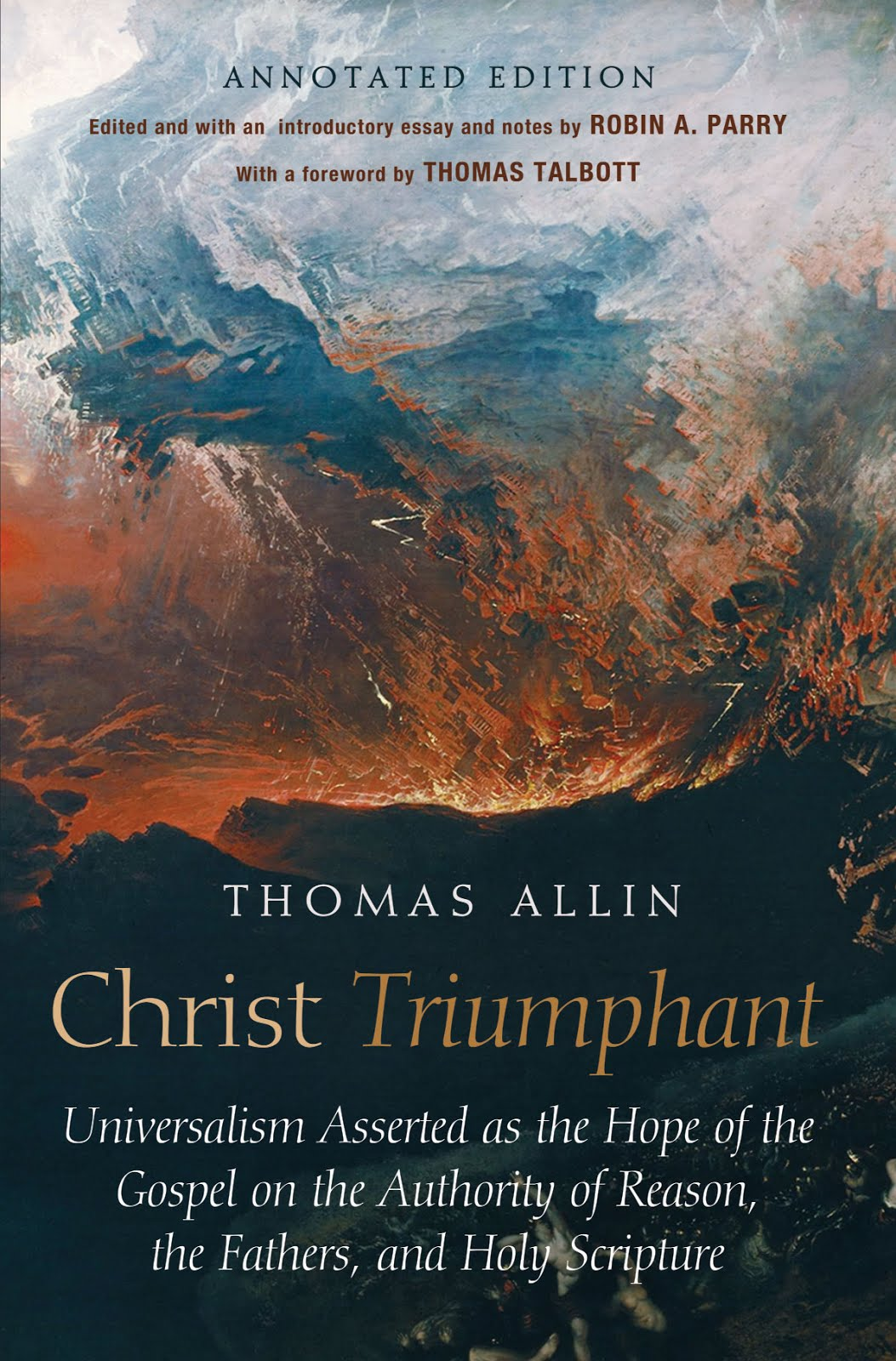 Christ Triumphant (Thomas Allin)