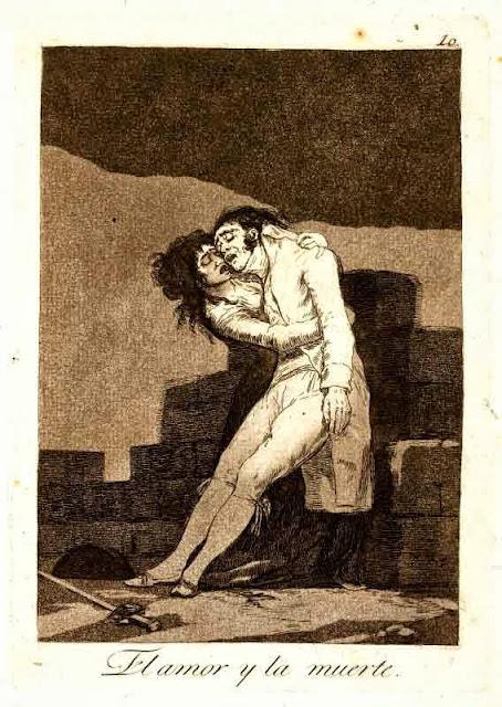 Goya, l'Amour et la Mort