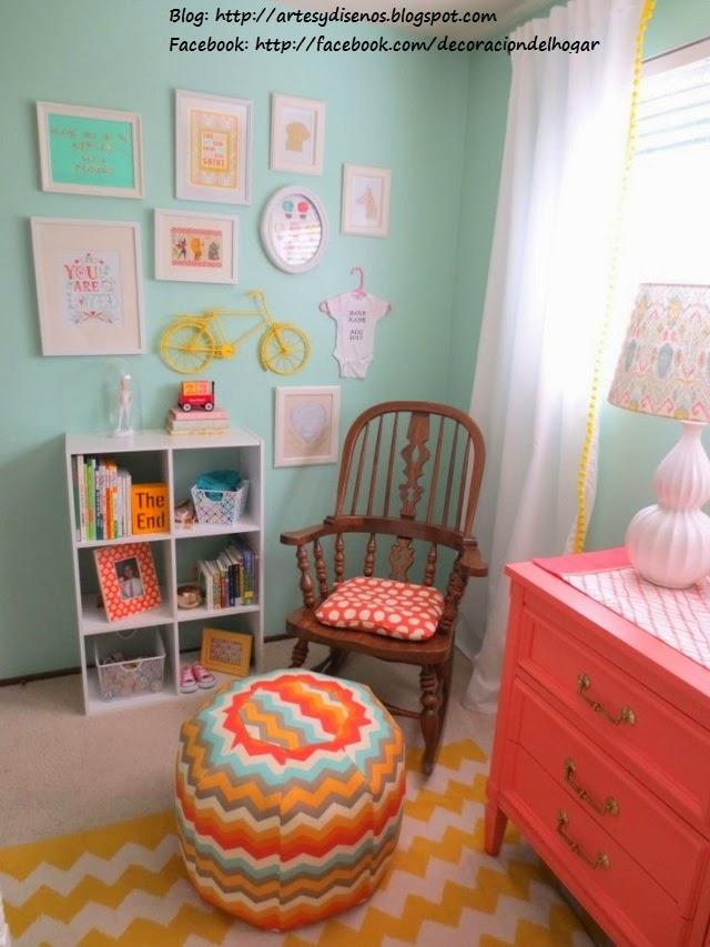 Ideas para decoracion de interiores de casas for Ideas de decoracion economicas