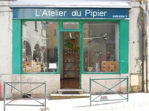   L'ATELIER DU PIPIER