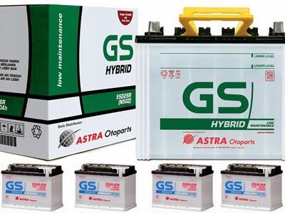 Daftar Harga Aki Motor Gs Astra Terbaru 2014