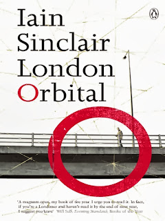 Orbital bandnaam verklaring - The London orbital - Iain Sinclair boek