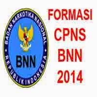 Gambar untuk Pengumuman Formasi CPNS 2014 Badan Narkotika Nasional (BNN)