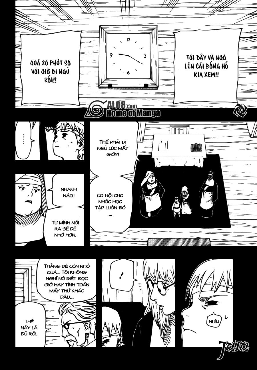 Naruto chap 582 Trang 14 - Mangak.info
