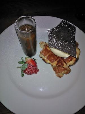 Hudson Bar and Grill Menu