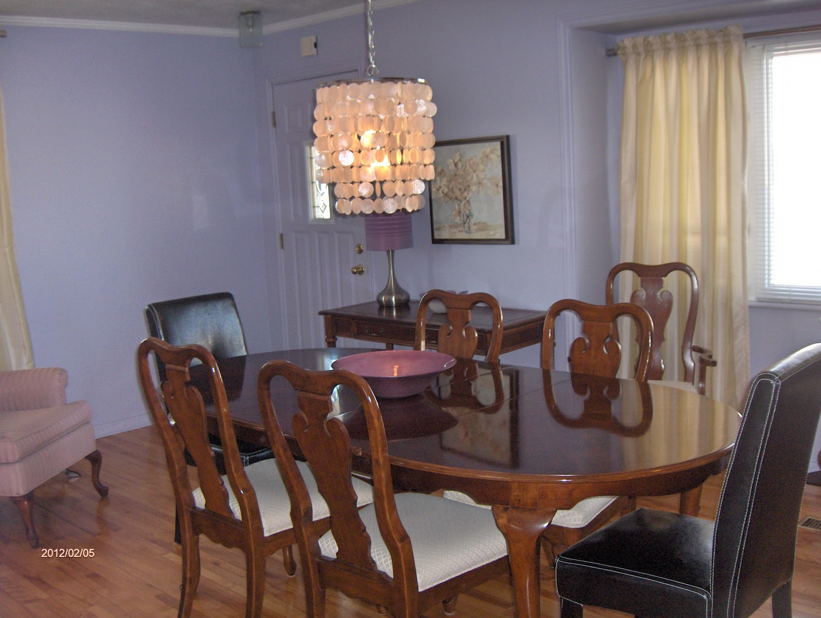 Little dining room