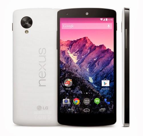 Hiệu năng Nexus 5 vẫn thua iPhone 5S