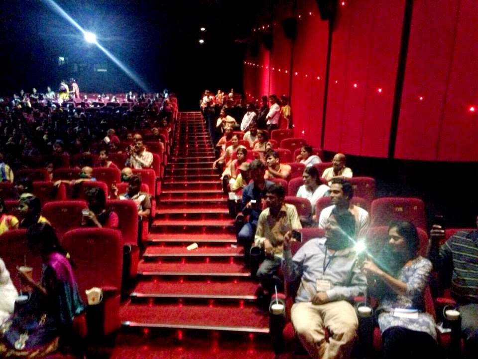 Priyanka Chopra's Special Screening of Mary Kom for St. Catherine's home & Cancer patients