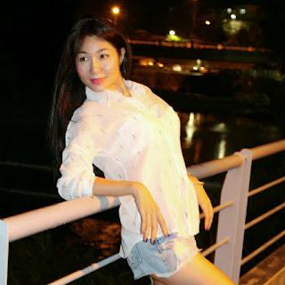 Beautiful Woman - Evening