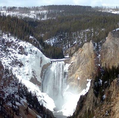 Cataratas de Yelowstone – EUA