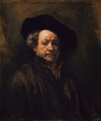 Rembrandt Harmenszoon van Rijn Self Portrait 1660