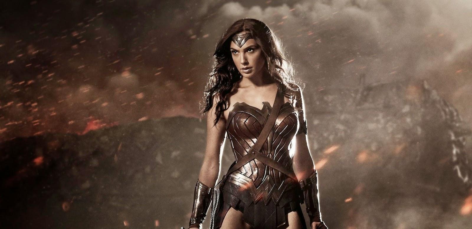 Primeira imagem oficial de Mulher Maravilha em Batman v Superman: Dawn of Justice e descrição do Teaser