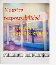 """FARMACIA """"BENGOECHEA"""" de Blasa Bengoechea"""