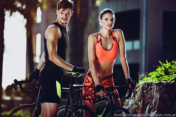 Admit One primavera verano 2015 moda en ropa deportiva.