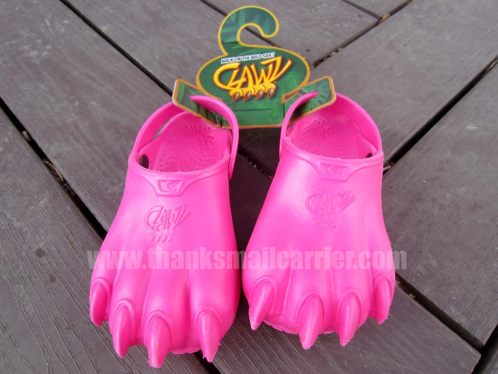 Clawz shoes