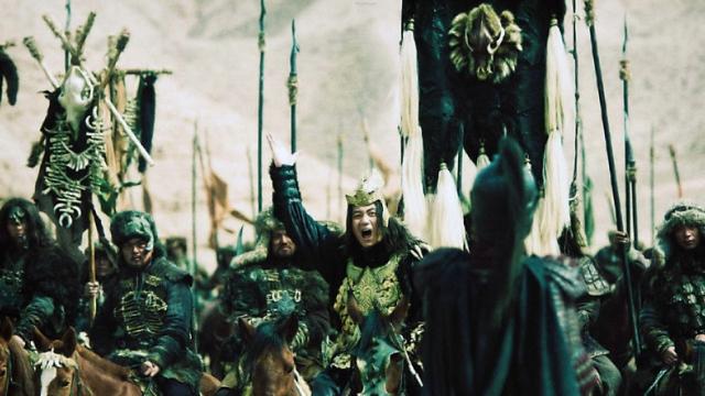 Hình ảnh phim Hoa Mộc Lan