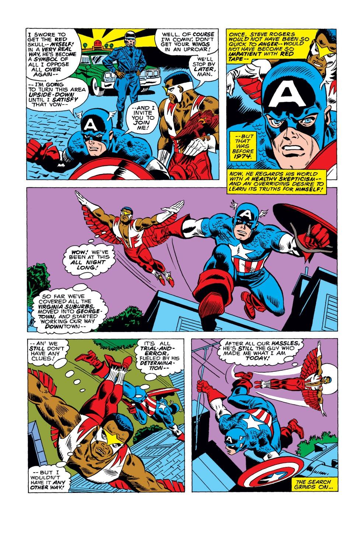 Captain America (1968) Issue #185 #99 - English 15