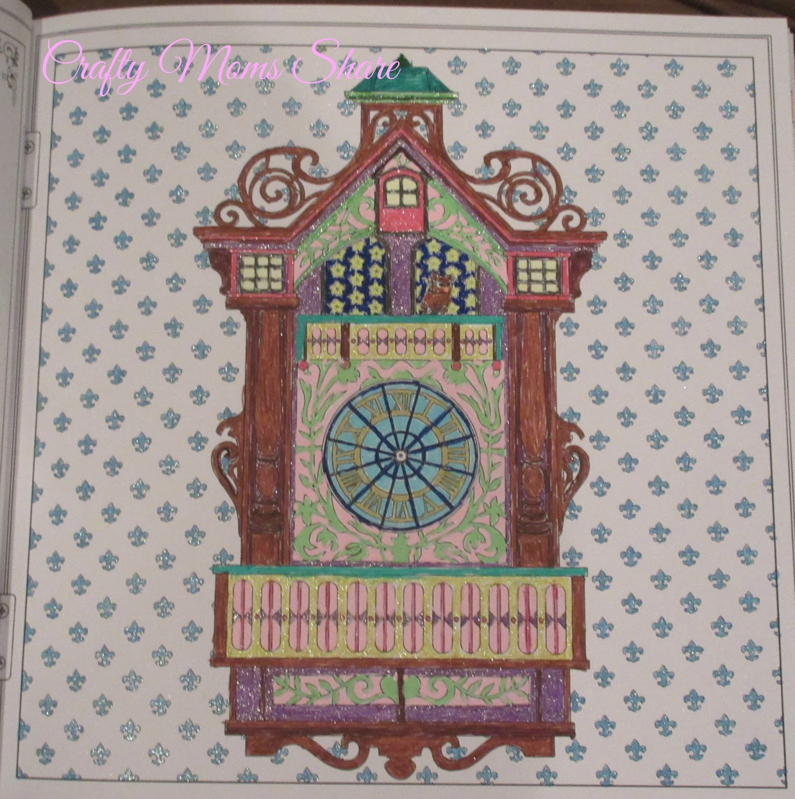 A Young Girl Gets Curious Of The New Cuckoo Clock And Ends Up Entering It After All Has Little Door Mine Is Red Once Inside Magic Begins