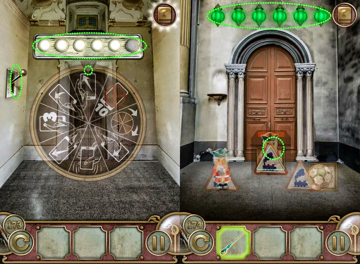 Escape the Mansion 2 the Offline Brain game for iPhone & iPad