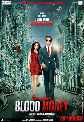 Blood Money Poster - Kunal Khemu