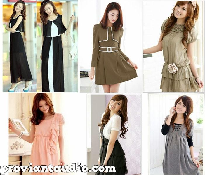 Model Baju Dress Terbaru