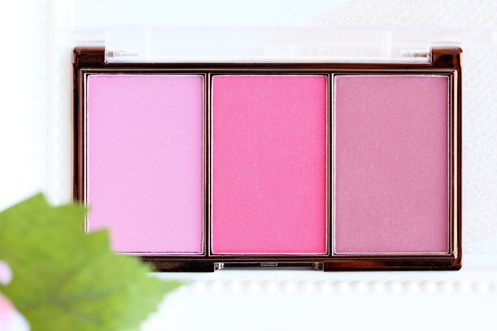 H&M Cosmetics Make Me Blush Palette