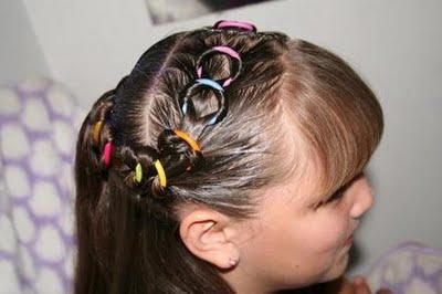 El Mundo Del Peinado Peinados Para Ninas