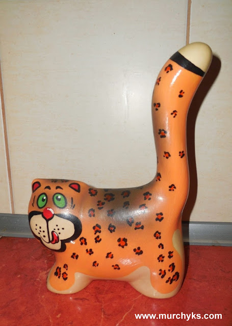 Pottery Murchyk the cat