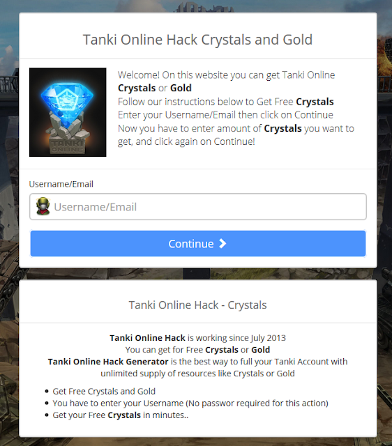 how to get free crystals in tanki online no download