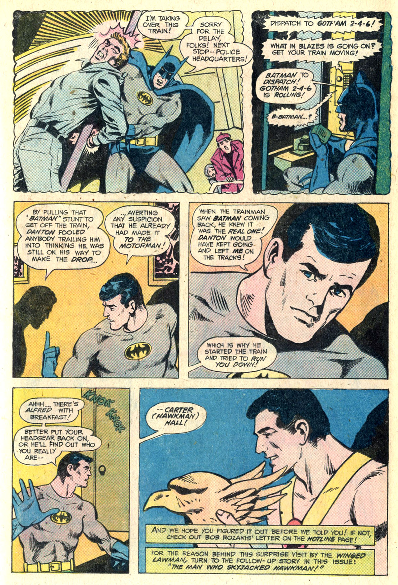 Detective Comics (1937) Issue #467 Page 22
