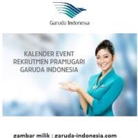 Lowongan Kerja Pramugari Garuda Indonesia November 2015