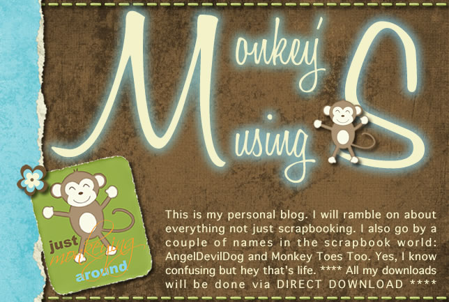 Monkey&#39;s Musings