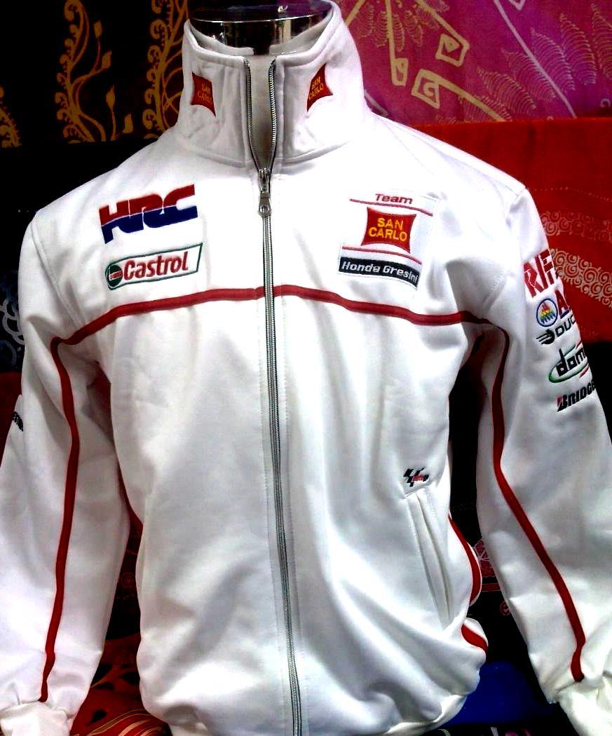 San Carlo Honda Gresini Jacket Jaket Redbull Usd 9999