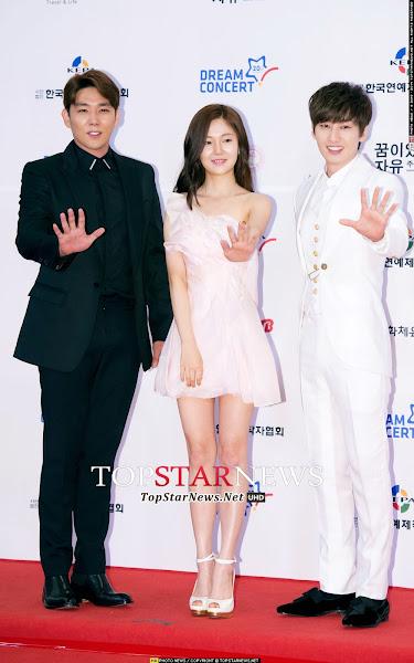 Kangin Eunhyuk Dream Concert 2014