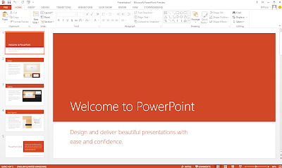 MS PowerPoint 2013: New Features