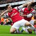 Arsenal volta a golear o Tottenham em clássico londrino