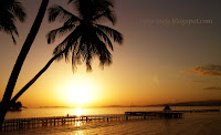 Pantai Carocok, Pantai Pasir Putih Jambi, Pantai Padang, Wisata Murah