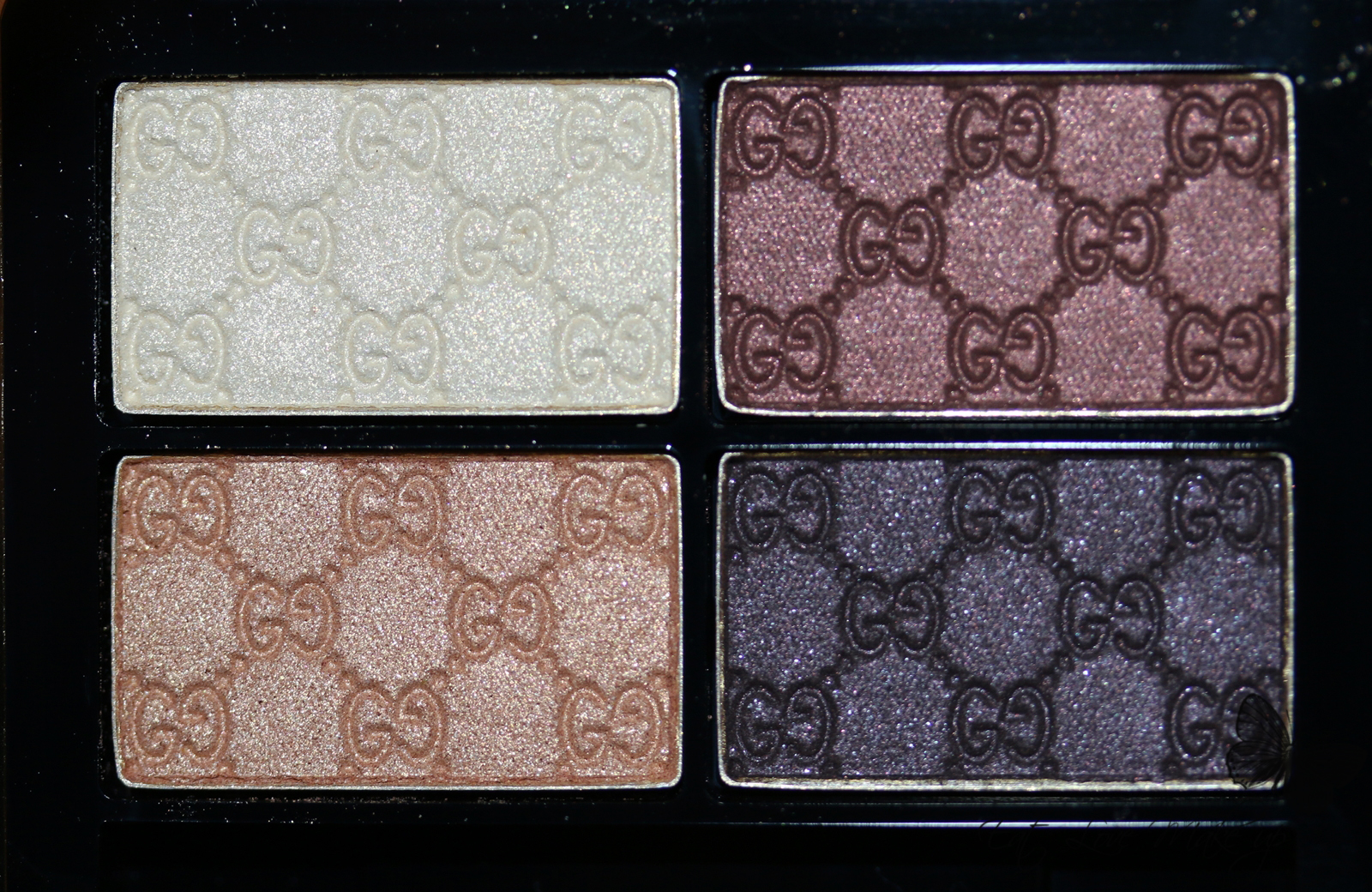 Gucci Magnetic Color Shadow Quad 030 Crystal Copper