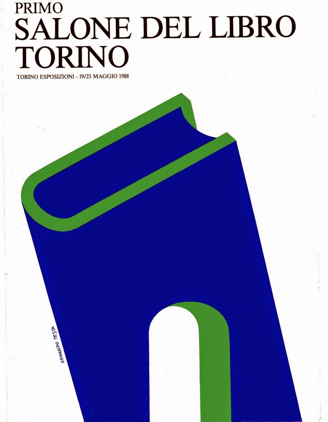 PRIMO SALONE DEL LIBRO, 1988 TORINO