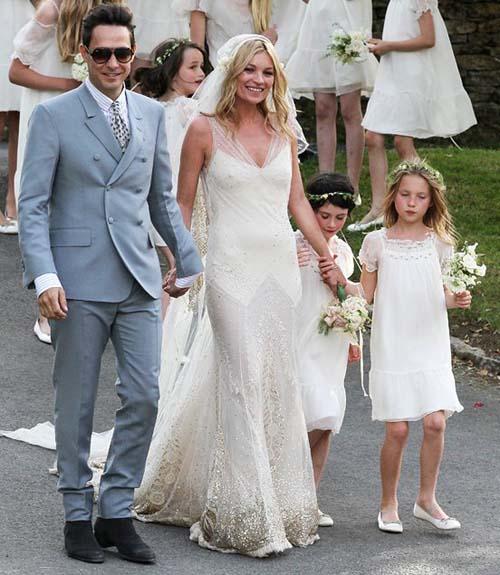 Кейт мосс фото свадьба