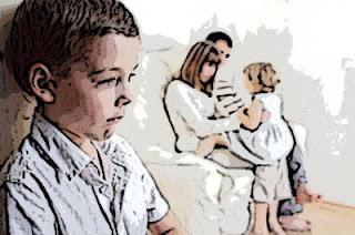 preferring one child than others - prefiriendo un hijo que otros
