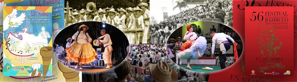 Fiestas de San Juan y San Pedro en el Huila